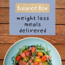 Balance Box delivered at home