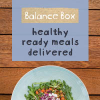 Balance healthy box delivered