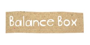Balance Box brand logo