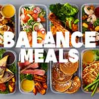 Balance Meals delivery