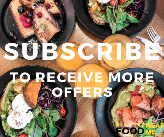 Food Delivery Subscribe offers