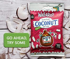Wallaroo delivery Snack