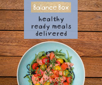 Balance Box Healthy Ready Meals Delivered